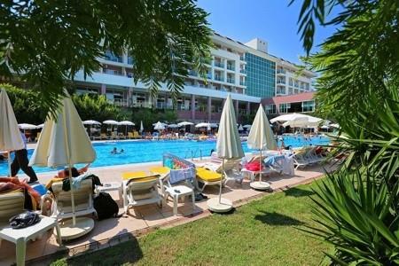 Turecko Turecká riviéra Primasol Telatiye Resort 13 dňový pobyt All Inclusive Letecky Letisko: Bratislava august 2021 (29/08/21-10/09/21)