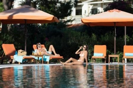 Turecko Side Ali Bey Resort 16 dňový pobyt All Inclusive Letecky Letisko: Bratislava september 2021 (16/09/21- 1/10/21)
