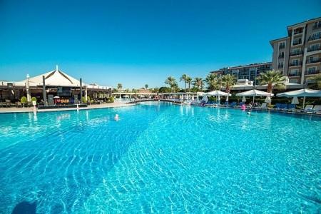 Turecko Turecká riviéra Elita Beach Resort Hotel & Spa 8 dňový pobyt Ultra All inclusive Letecky Letisko: Bratislava august 2021 (29/08/21- 5/09/21)