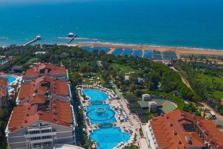 Turecko Side Trendy Aspendos Beach 12 dňový pobyt All Inclusive Letecky Letisko: Bratislava september 2021 (25/09/21- 6/10/21)