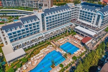 Turecko Side Seaden Valentine Resort & Spa 8 dňový pobyt All Inclusive Letecky Letisko: Bratislava september 2021 (25/09/21- 2/10/21)