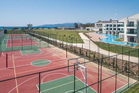 Turecko Kusadasi Korumar Ephesus Beach Resort & Spa 8 dňový pobyt Ultra All inclusive Letecky Letisko: Bratislava júl 2021 ( 7/07/21-14/07/21)