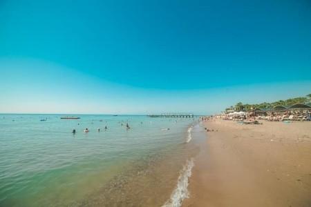 Turecko Belek Pine Beach Belek 8 dňový pobyt Ultra All inclusive Letecky Letisko: Poprad júl 2021 ( 5/07/21-12/07/21)