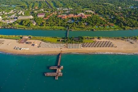Turecko Belek Gloria Golf Resort 12 dňový pobyt Ultra All inclusive Letecky Letisko: Bratislava júl 2021 ( 3/07/21-14/07/21)