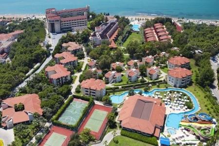 Turecko Side Melas Holiday Village 15 dňový pobyt All Inclusive Letecky Letisko: Bratislava júl 2021 (18/07/21- 1/08/21)