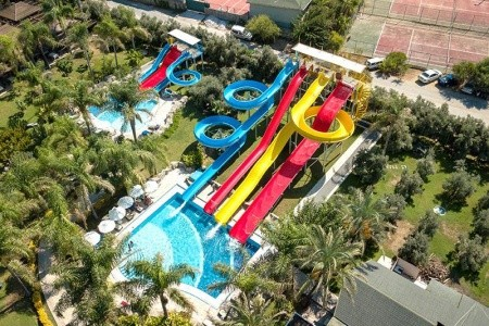 Turecko Side Kumköy Beach Resort & Spa 11 dňový pobyt Ultra All inclusive Letecky Letisko: Bratislava júl 2021 (29/07/21- 8/08/21)