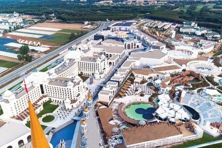 Turecko Belek The Land Of Legends 11 dňový pobyt All Inclusive Letecky Letisko: Bratislava august 2021 (19/08/21-29/08/21)