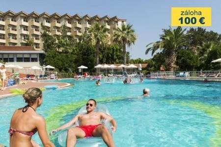 Dovolenka  - Turecko - Hane Hotel
