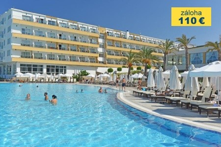 Dovolenka  - Cyprus - Acapulco Beach § Spa