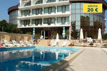 Dovolenka  - Bulharsko - Hotel Zebra