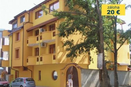 Dovolenka  - Bulharsko - Hotel Mořské Legendy