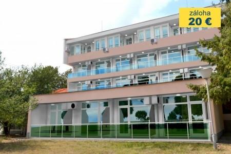 Dovolenka  - Bulharsko - Hotel Neva