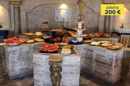 Reštaurácie a jedlo