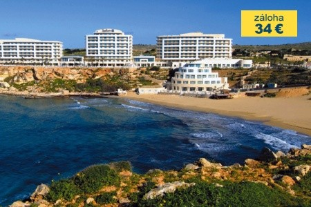 Dovolenka  - Malta - Radisson Blu Resort & Spa, Golden Sands