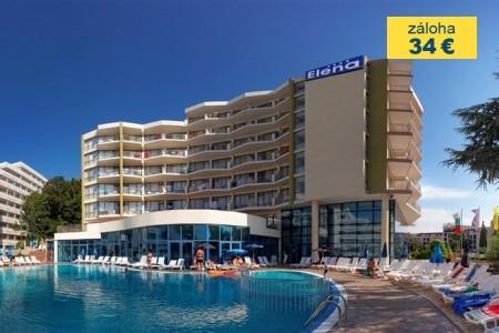 Dovolenka  - Bulharsko - Hotel Elena