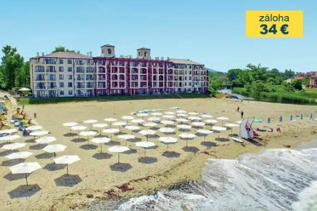 Dovolenka  - Bulharsko - Primea Boutique Hotel