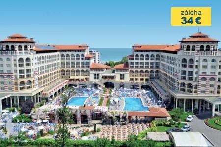 Dovolenka  - Bulharsko - Iberostar Sunny Beach Resort