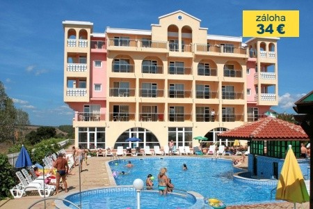 Dovolenka  - Bulharsko - Hotel Stefanov Iii.