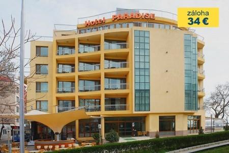 Dovolenka  - Bulharsko - Hotel Paradise