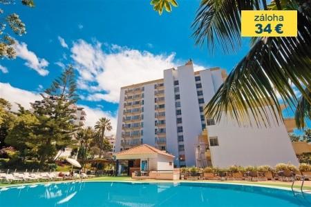 Dovolenka  - Madeira - Hotel Girassol
