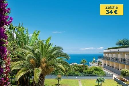 Dovolenka  - Madeira - Hotel Madeira Panoramico