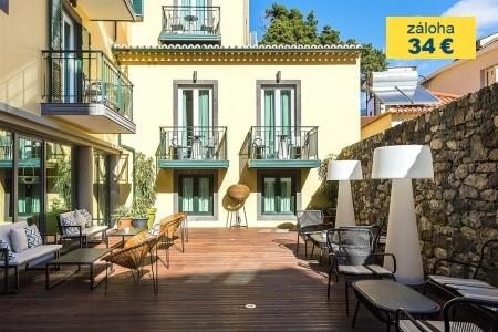 Dovolenka  - Madeira - Hotel Castanheiro
