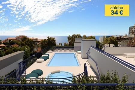 Dovolenka  - Madeira - Hotel Terrace Mar