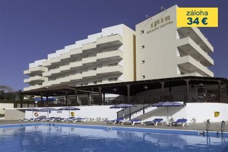 Dovolenka  - Cyprus - Hotel Iris Beach