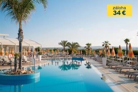 Dovolenka  - Cyprus - Hotel Asterias Beach