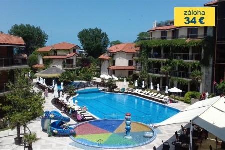 Dovolenka  - Bulharsko - Hotel Laguna Beach Resort