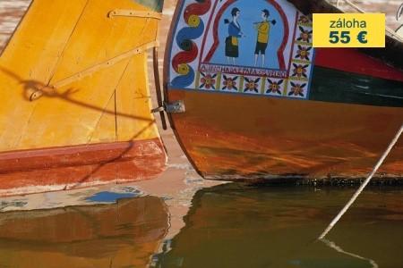 Dovolenka  - Portugalsko - Historické Portugalsko (Fly & Drive)
