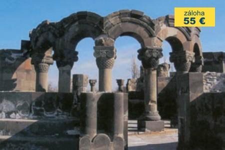 Dovolenka  - Arménsko - HRDÁ ARMÉNIE