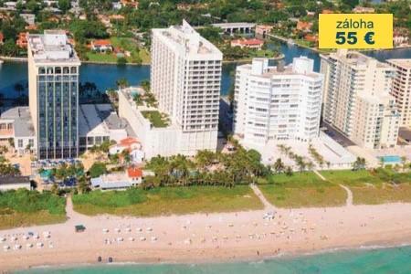 Dovolenka  - USA - Grand Beach Hotel