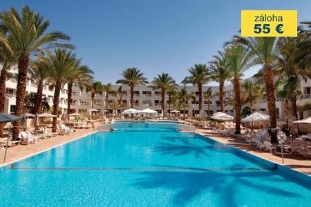Dovolenka  - Izrael - Leonardo Royal Eilat (Royal Tulip Eilat)