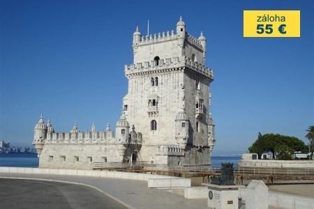 Dovolenka  - Portugalsko - LISABON - královská sídla a krásy atlantického pobřeží