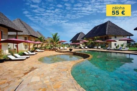 Dovolenka  - Zanzibar - Dream Of Zanzibar Zanzibar Severovýchodné Pobrežie