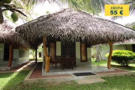 Dovolenka  - Srí Lanka - Lagoon Paradise Beach Resort