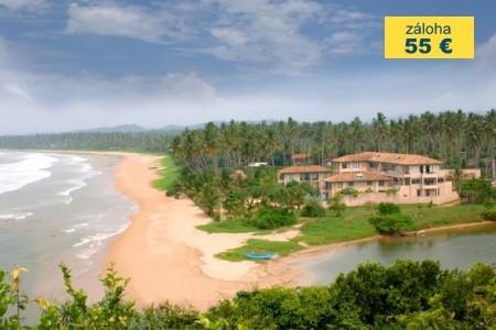Dovolenka  - Srí Lanka - Mandara Resort