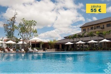 Dovolenka  - Vietnam - Eden Resort
