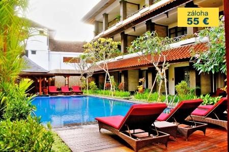 Dovolenka  - Bali - Ari Putri