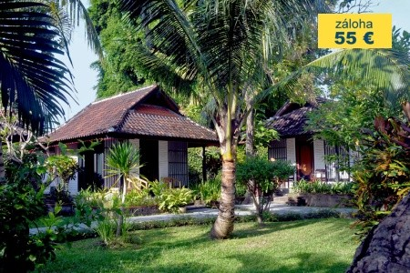 Dovolenka  - Bali - Puri Kelapa Garden Cottages