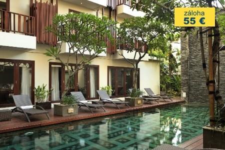 Dovolenka  - Bali - Sense Hotel Seminyak