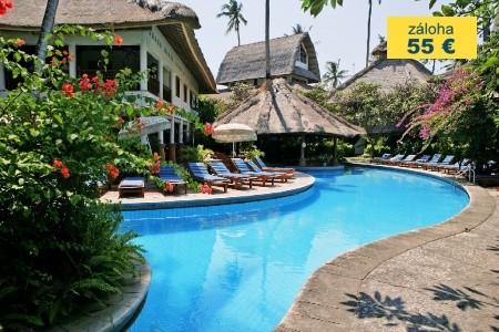 Dovolenka  - Bali - Sativa Sanur Cottages