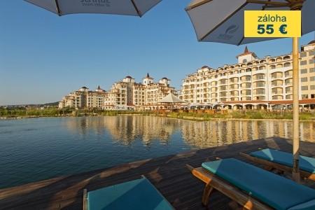 Dovolenka  - Bulharsko - Sunrise All Suites Resort
