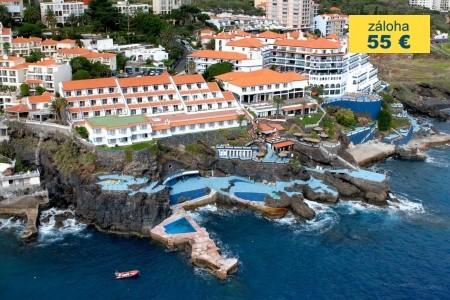 Dovolenka  - Madeira - Roca Mar