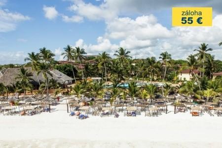 Dovolenka  - Tanzánia - Voi Kiwengwa Resort Zanzibar Severovýchodné Pobrežie