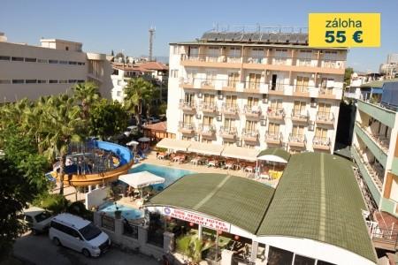 Dovolenka  - Turecko - Hotel Side Sedef