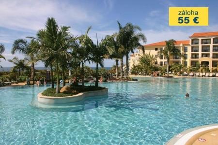 Dovolenka  - Madeira - The Residence
