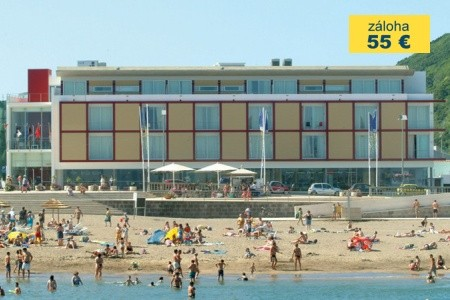 Dovolenka  - Portugalsko - Praia Marina