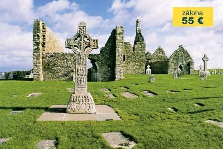 Dovolenka  - Írsko - Irsko - smaragdový ostrov